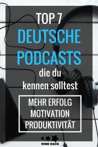 Deutsche Podcasts