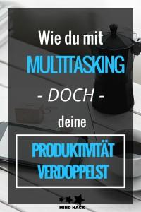 Multitasking Produktivität