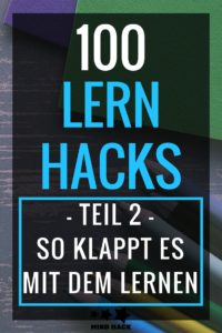 100 Lern Hacks 50 Tipps Lernen