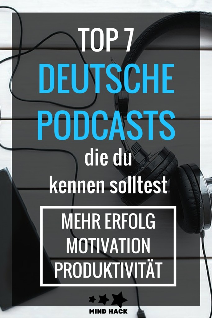 Deutsche Podcasts