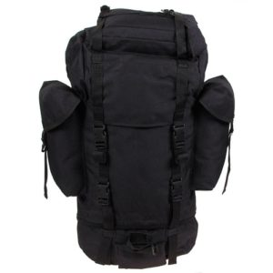 Minimalistisch Packen Handgepäck günstiger Backpacking Rucksack