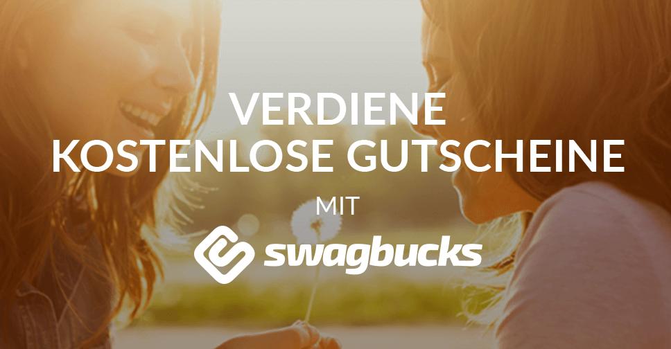 Online Geld verdienen Swagbucks