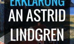 #YourPersonalYoda – Eine Liebeserklärung an meine Heldin: Astrid Lindgren