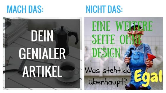 Blog Design - Mach das_ Nicht das_